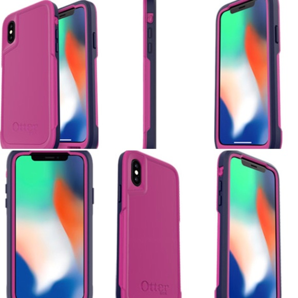 low priced 3c0c7 4a305 iPhone X Otterbox Pursuit Series Case